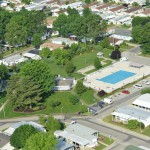 Aerial View of Summerfields Friendly Village