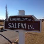 Summerfields West Parkway Salem Lane