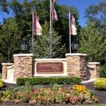 Summerfields West Entrance Sign